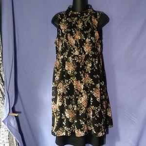 As U Wish, sleeveless, size Small, dress
